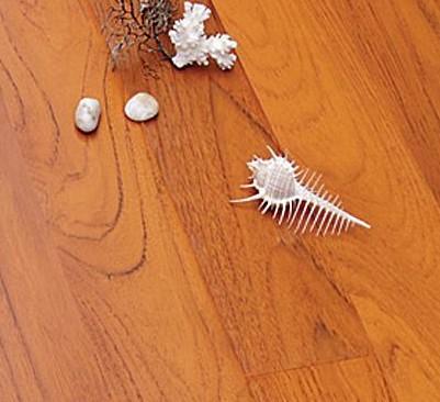 森林之旅精品直纹系列JPZWB2缅甸柚木实木地板