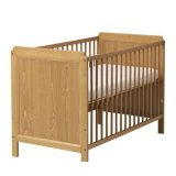 宜家婴儿床莱克斯威系列(123*66*83cm)