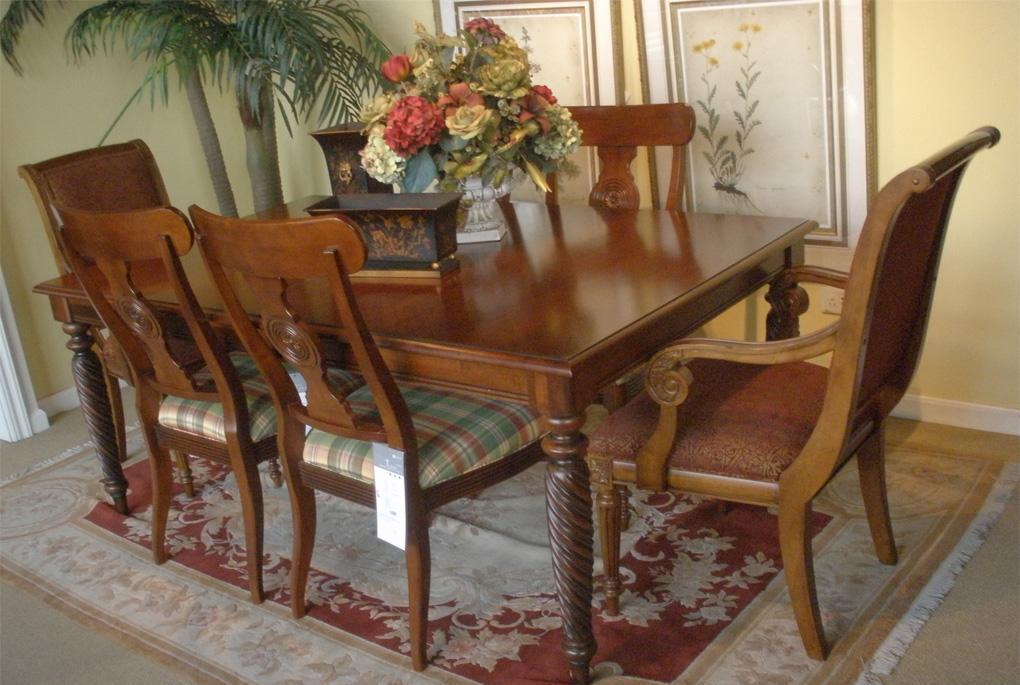 美克美家餐桌英国经典EA296504EA296504