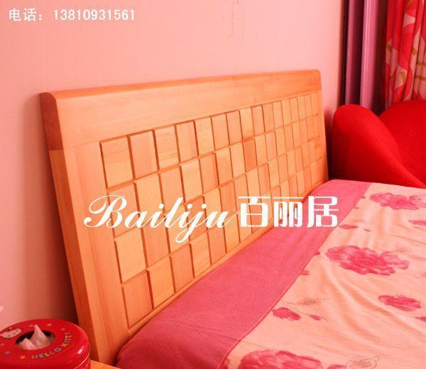 百丽居BN-A11方格箱式床BN-A11