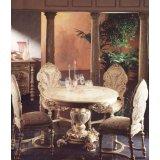 罗浮居餐桌意大利SILIK家具F1-43-015-D30