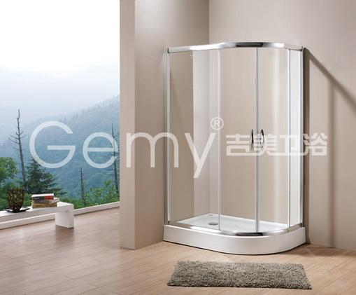 J形淋浴房