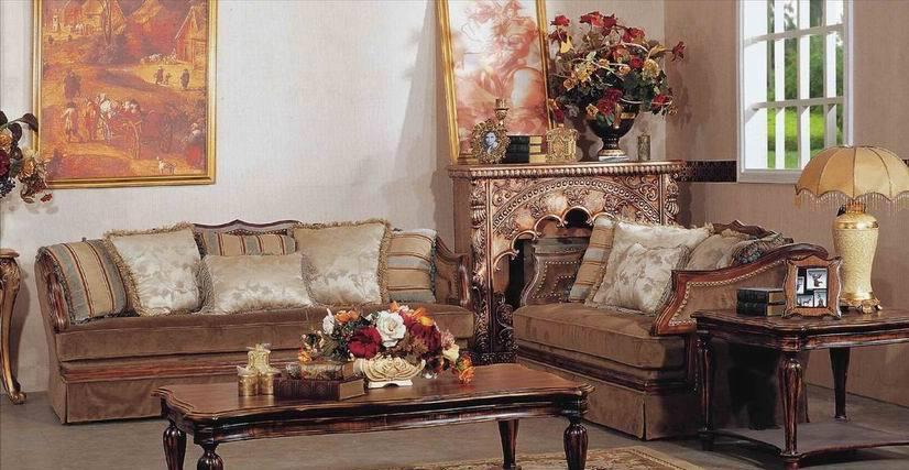雅梦娜欧A006美式沙发