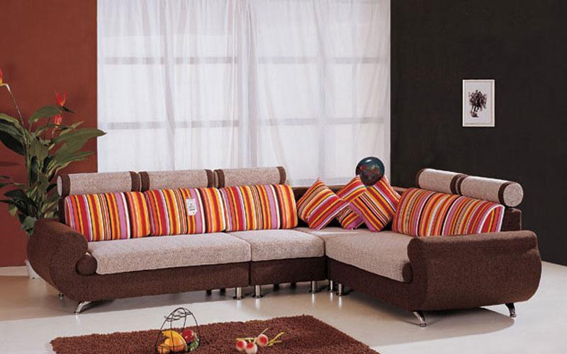 玛格T338沙发(三位+贵妃+单人位)