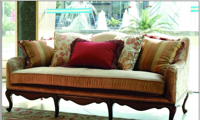 梵思豪宅客厅家具OP5082SF3p沙发OP5082SF3p