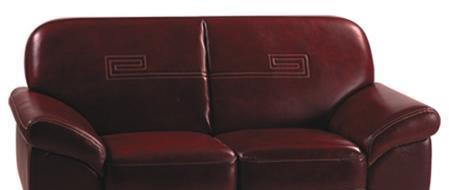 联邦家私2761双人沙发(9003皮)2761