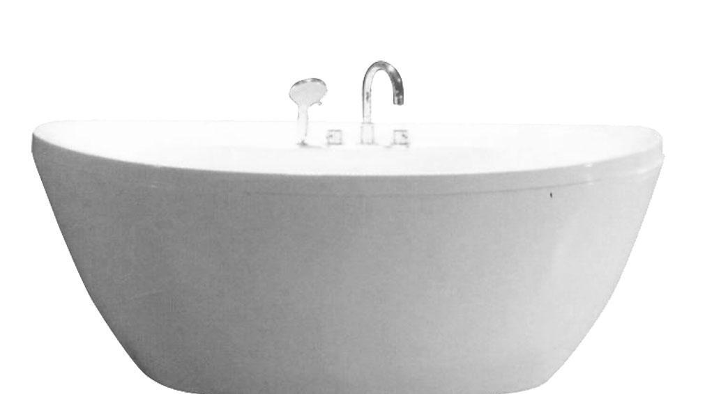 凡康VBT104压克力单体浴缸VBT104
