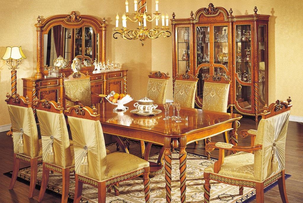 罗浮居餐厅家具贝尼斯系列贝尼斯系列