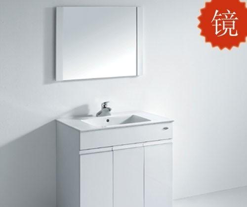 法恩莎PVC浴室柜FPG4655镜子(800*600*15mm)FPG4655镜子