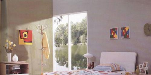 森盛家具卧室套装白榉系列15(床)98-18