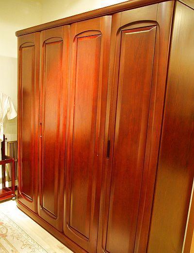 光明卧室家具四门衣柜001-2117-2038001-2117-2038