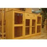 树之语新艾薇尔松木原木色系列CJG-1餐具柜