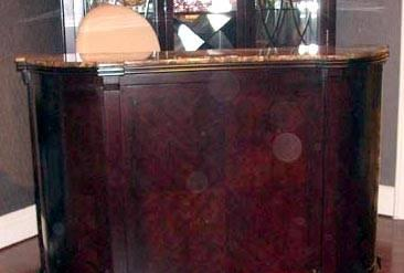 美凯斯餐厅家具吧台M-C781HM-C781H