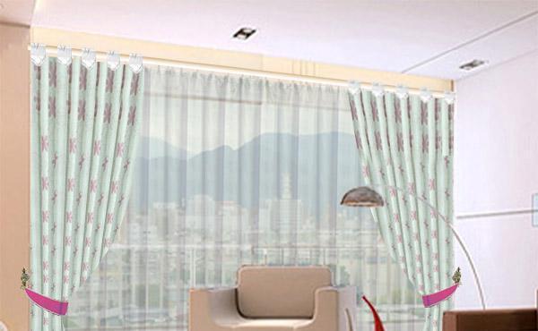 布易窗帘现代时尚系列桃色情缘-舒适桃色情缘-舒适
