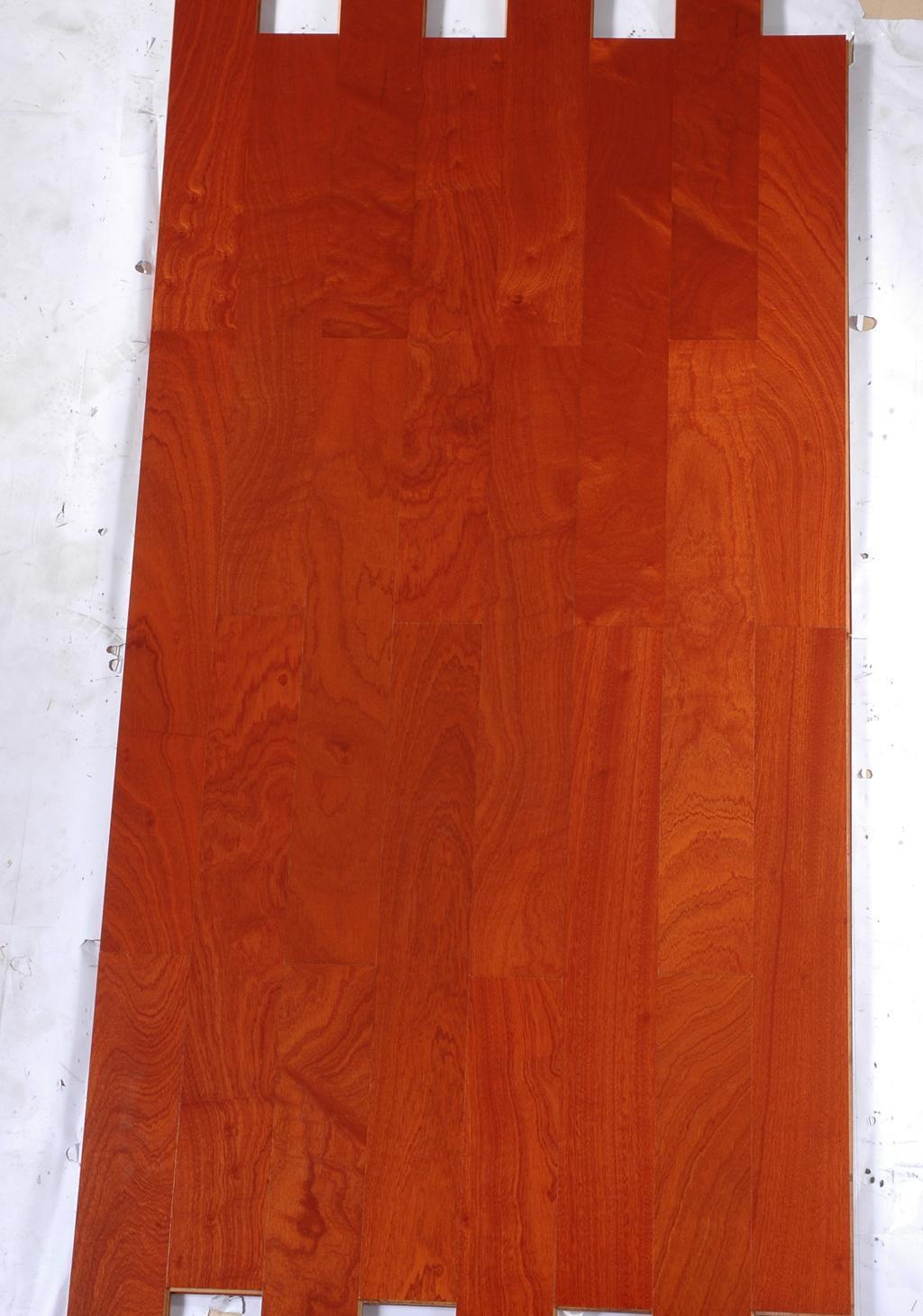 圣象安德森多层实木复合地板AM9186流沙红檀AM9186