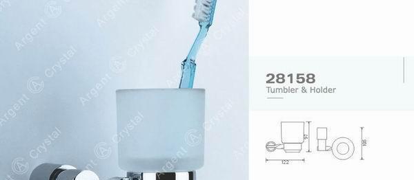 银晶-卫浴浴室挂件-2815828158