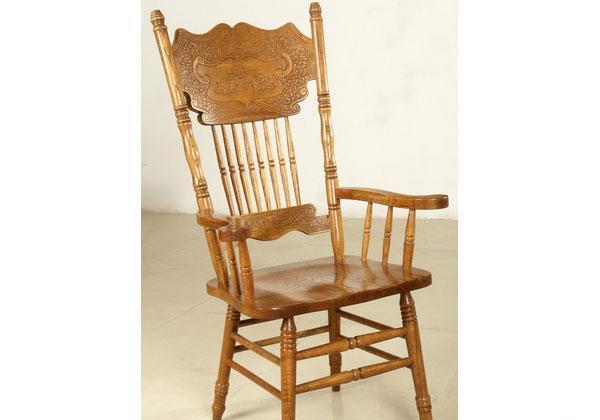 考拉乐橡树森林系列05-200-2-950CA温莎餐椅(有05-200-2-950CA