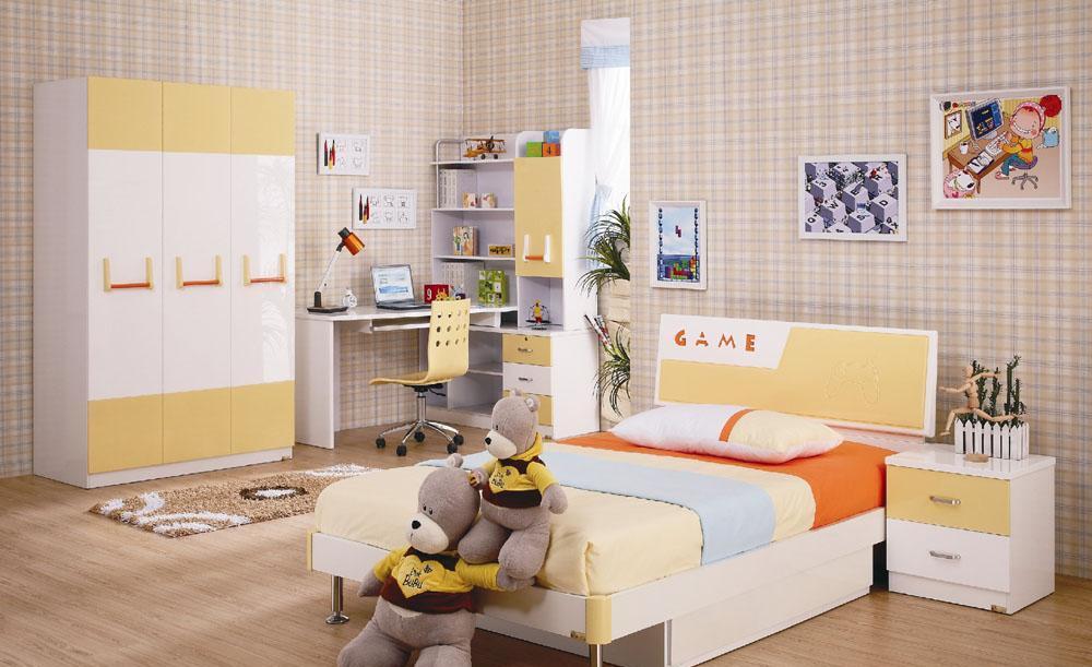 梦幻年华M2332床+床箱M2332