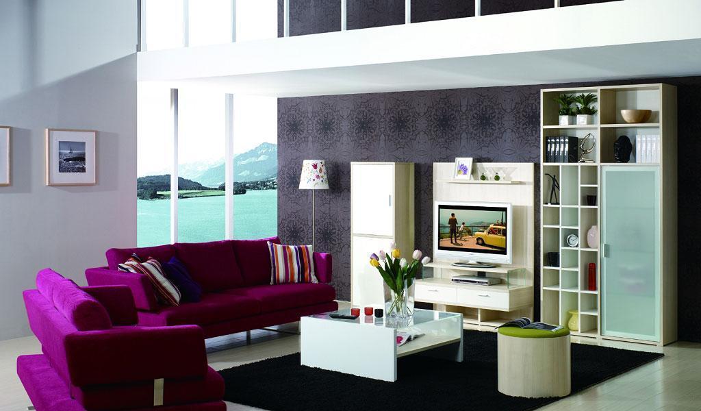 绿之岛白领生活系列MX518沙发组合(3+2)MX518
