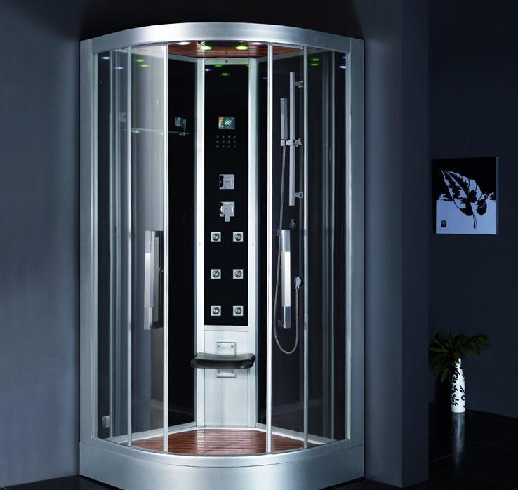 益高DZ963F8蒸气淋浴房DZ963F8