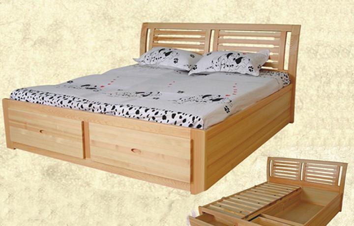 雅琴居实木箱式床家经典系列MB8024-A51MB8024-A51