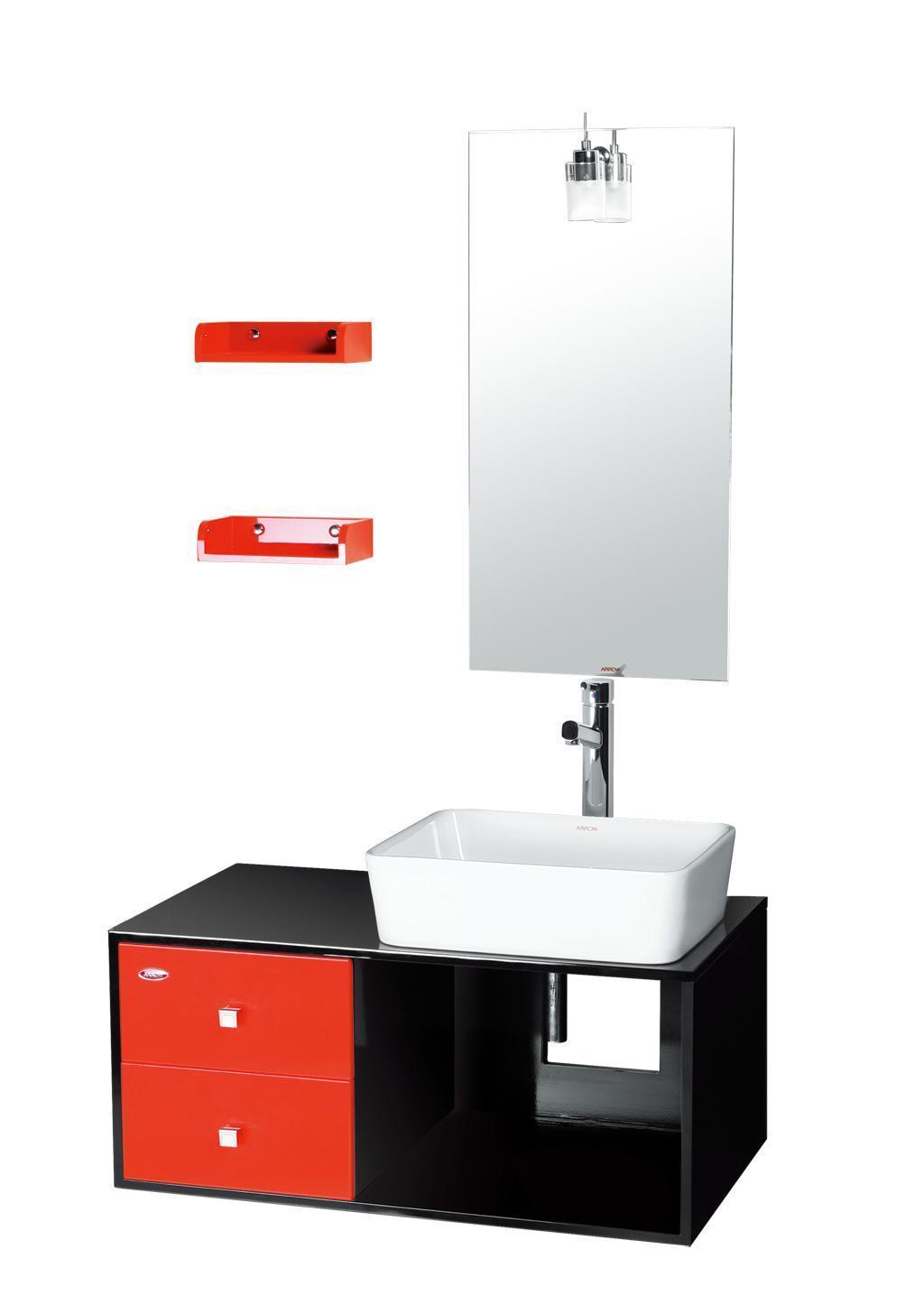 箭牌浴室柜实木柜APG439APG439
