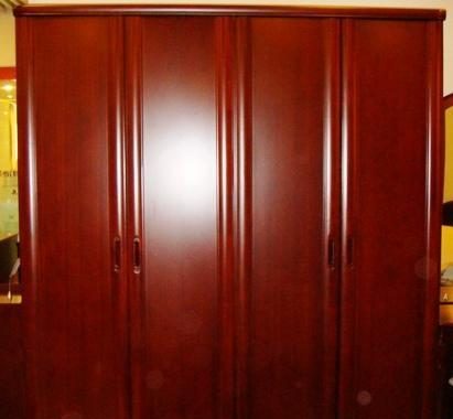 光明实木卧室家具系列-001衣柜001-2216-1738