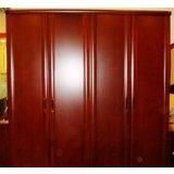 光明实木卧室家具系列-001衣柜