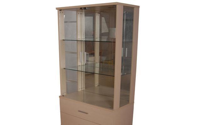 奥格枫木色系列A02双门酒柜A02双门酒柜枫木色