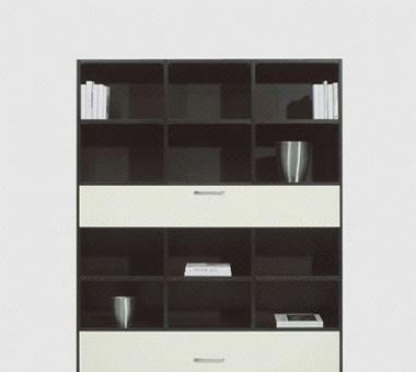 北山家居书房家具书柜2AA023G002AA023G00