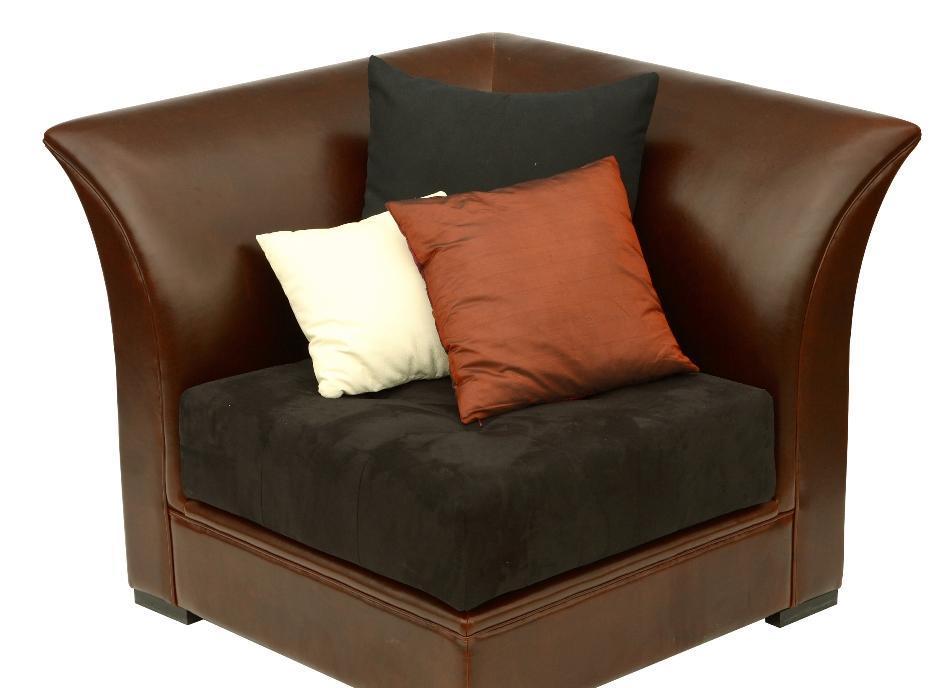 格兰诺贝牛角系列GN07S1015A3单人沙发GN07S1015A3