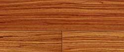 森美康斑马木实木复合地板斑马木