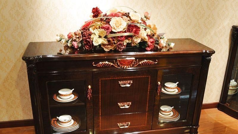 中信沃伦客厅家具小半厅柜606606