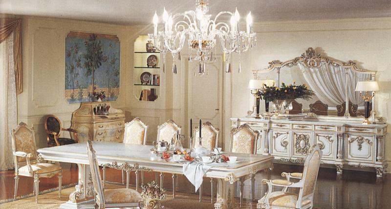 罗浮居餐桌合意大利SILIK家具TALIATALIA