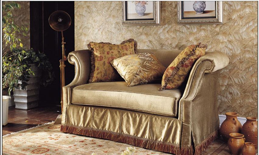 梵思豪宅客厅家具OP5061SF2p沙发OP5061SF2p