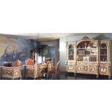 罗浮居书桌意大利SILIK家具F1-43-015-D25