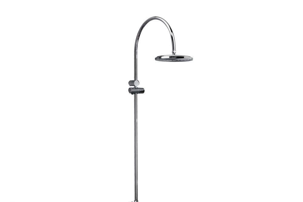 Rain Shower 热带雨林直角型淋浴柱组合K-18514T-CP