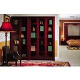 全友家私名爵系列―书柜Bookcase和休闲椅LeisureChair