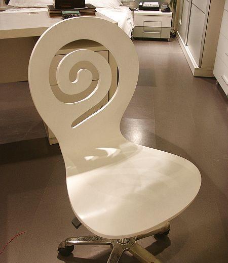 优美家书房家具电脑椅kk01(450*450*750mm)kk01