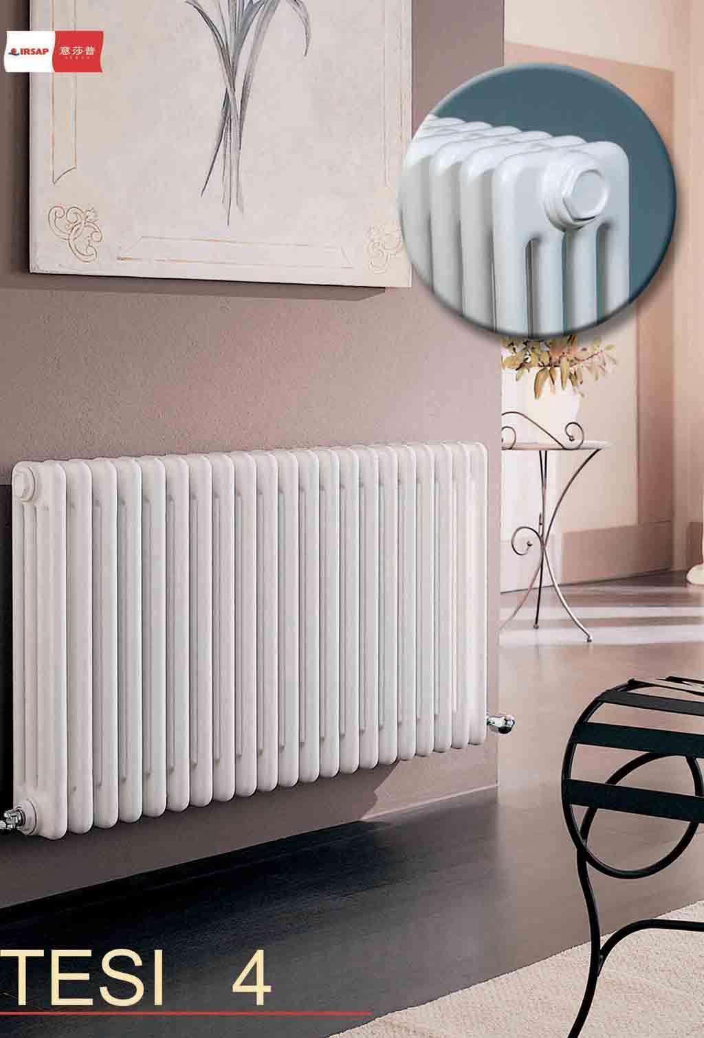 意莎普散热器钢制柱型苔丝.GG4-11/10209.9