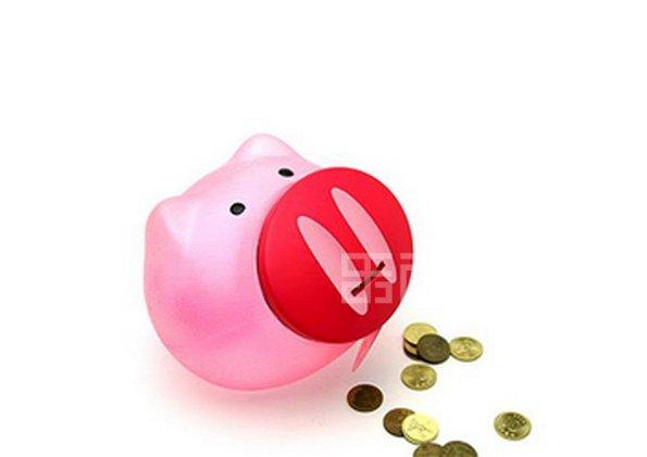 猪宝宝储钱罐