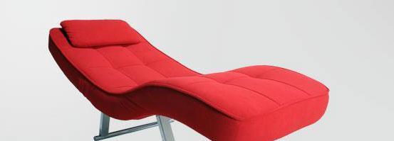 麦斯得尔休闲系列萝丝休闲椅红x