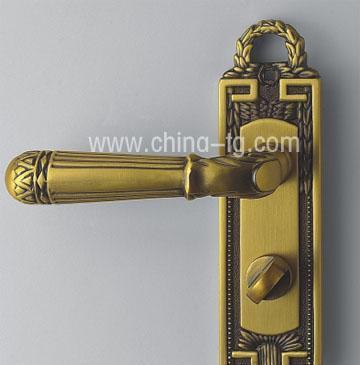 顶固C8363MAC欧式豪华插芯锁C8363MAC
