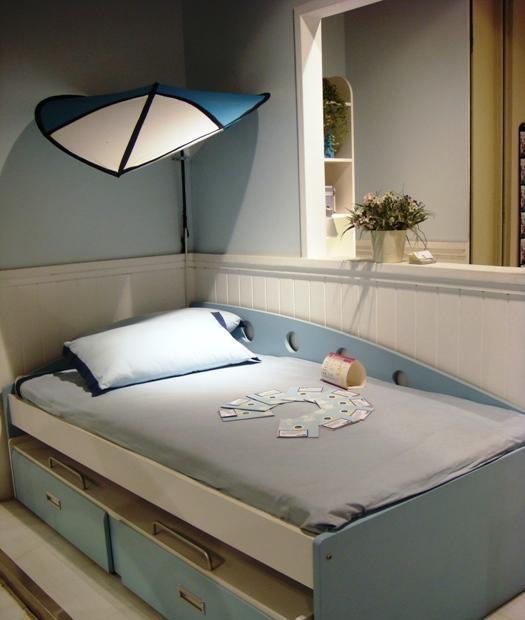 多喜爱彩色儿童家具-床架8A40D8A40D