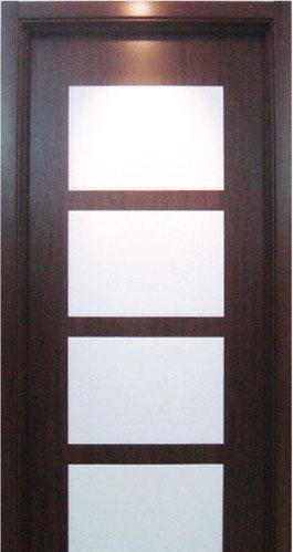 康吉SFM-06实木复合门