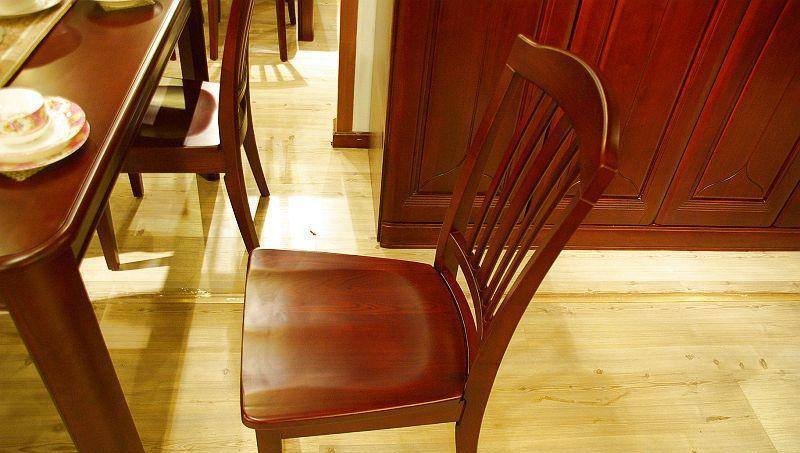 光明餐厅家具餐椅001-4319001-4319
