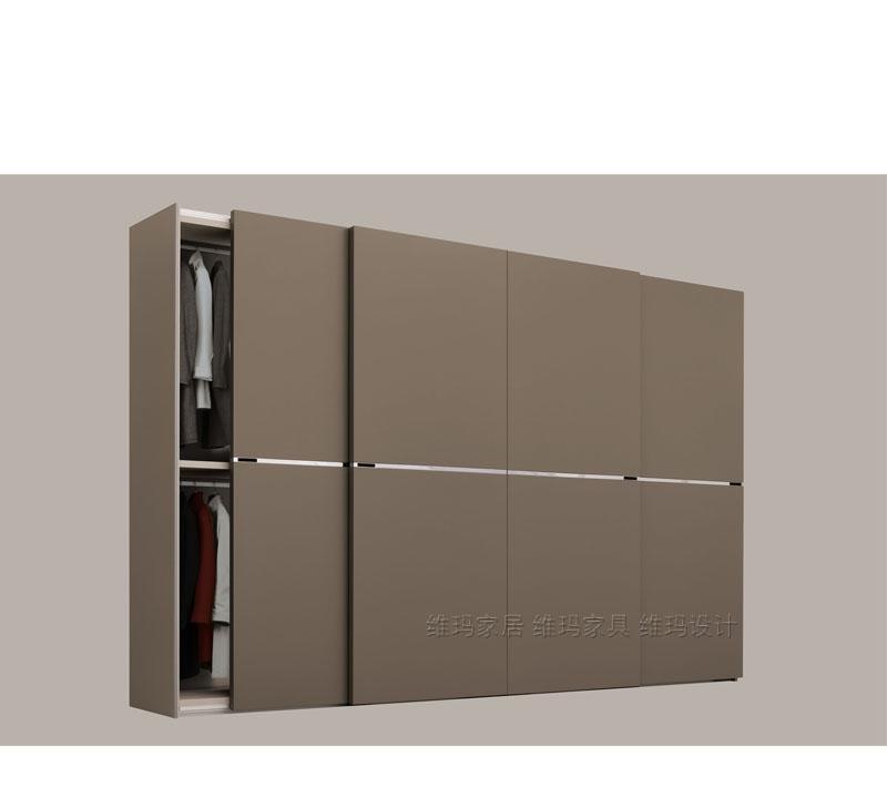 维玛CU042移门衣柜<br />CU042