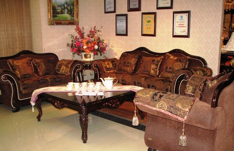 中信家具606-2、1+2+3沙发1+2+3