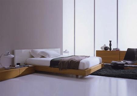 北山家居卧室家具双人床2BB351C012BB351C01
