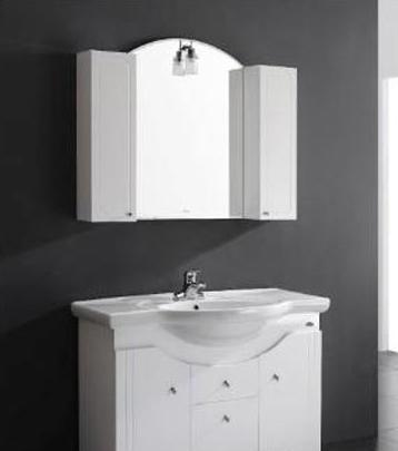 箭牌PVC(柜+盆)AP305G-APG305浴室柜AP305G-APG305